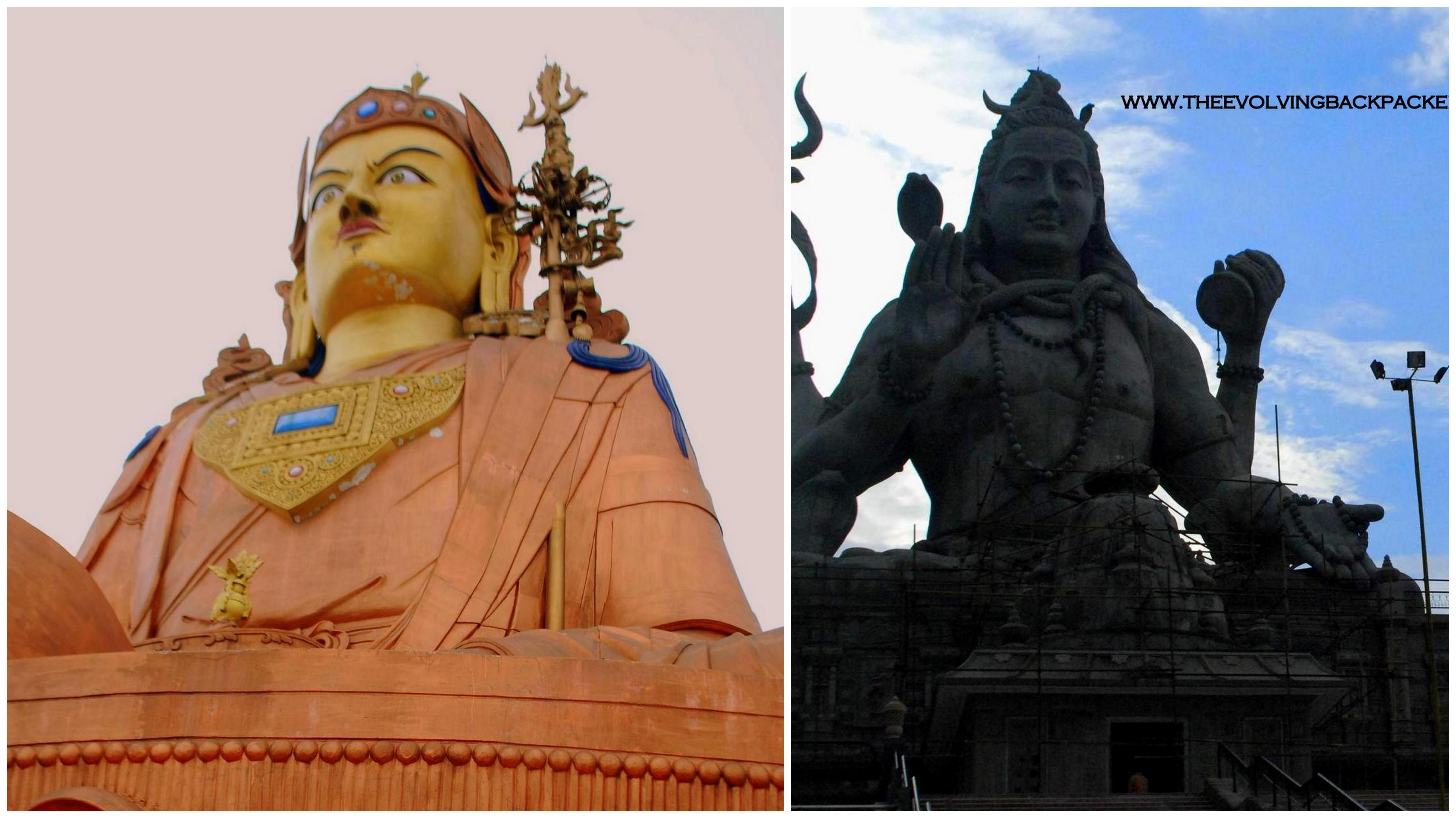 OM Big G's!!! – The Big Face-off – Shiva vs Padmasambhava