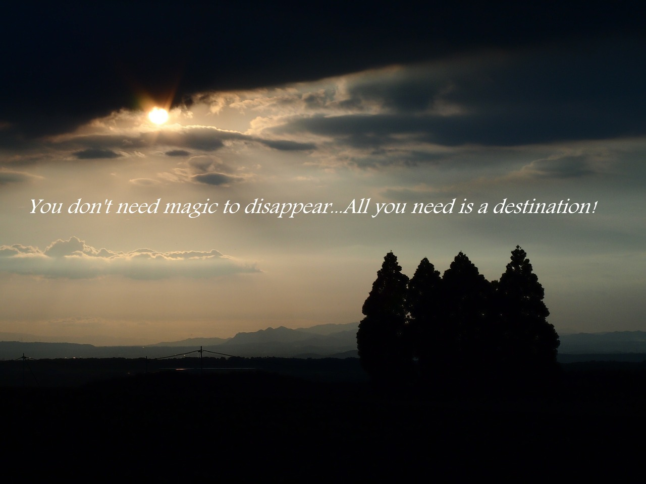 inspirational travel quote theevolvingbackpacker
