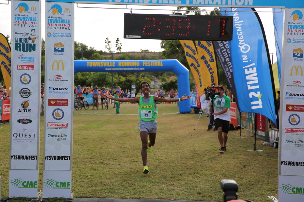 Photo Courtesy - Townsville Running Festival