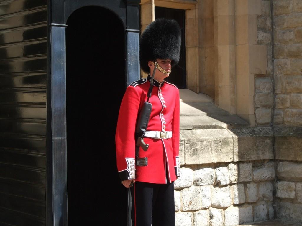 welsh-guardsman