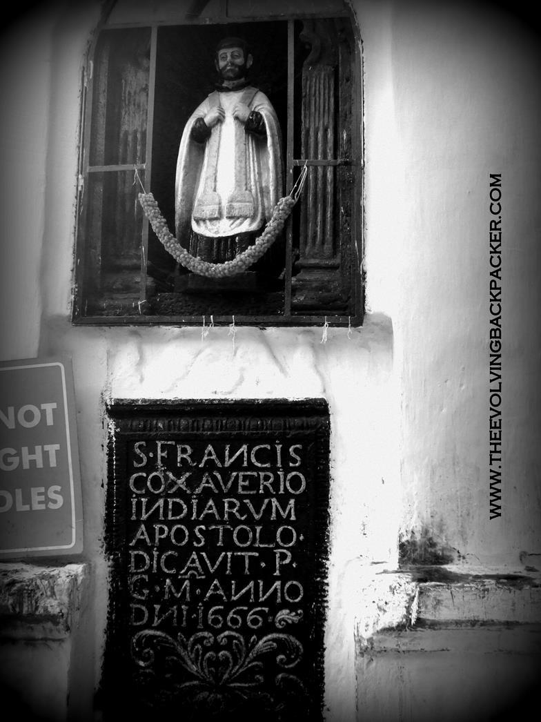 St.Francis Xavier - Goa