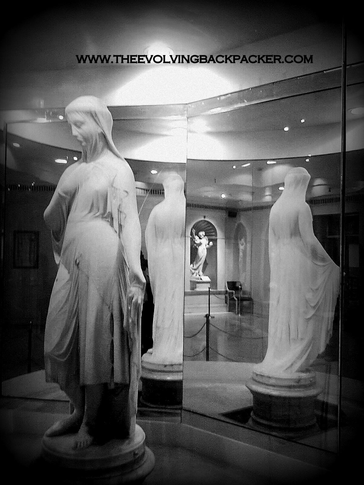 Veiled Rebecca - Salar Jung Museum, Hyderabad