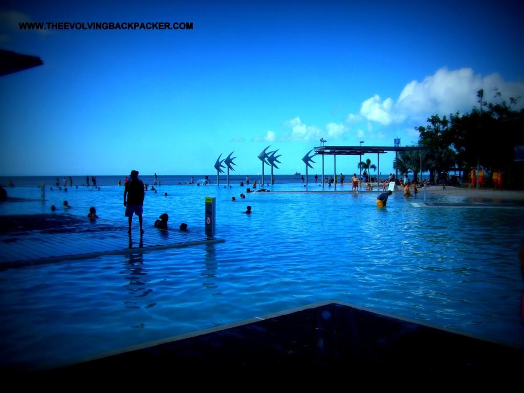 Cairns Infinity Pool