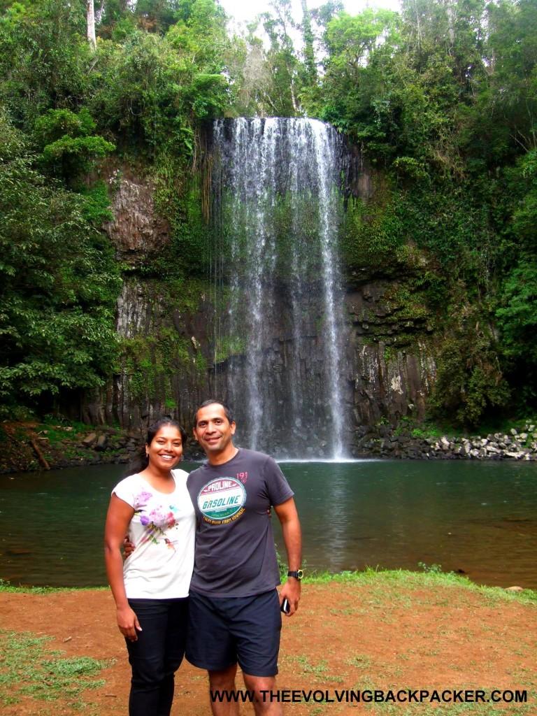 Cairns Region - Milla Milla Falls