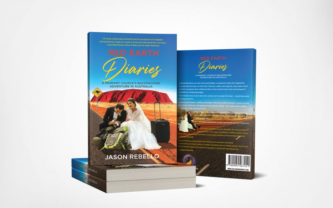 Red Earth Dairies: A Migrant Couple's Backpacking Adventure in Australia