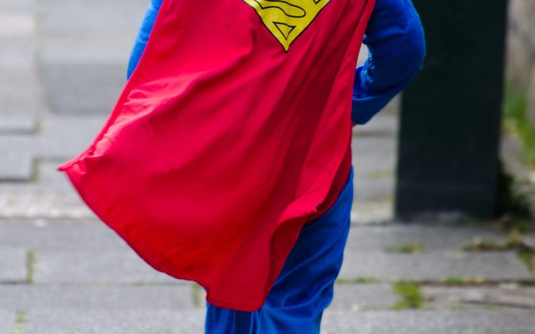 Born to be a Superhero